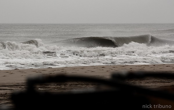 Little SanpShot. Delmarva, Empty Wave photo