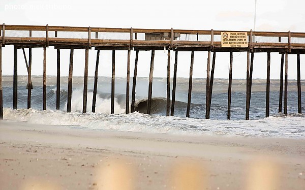 OcMd 10-20-11. Delmarva, Empty Wave photo