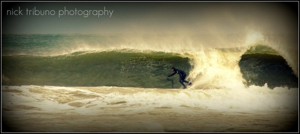 brad ocmd. Delmarva, Surfing photo
