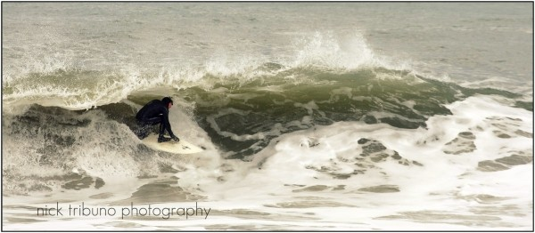 3-11-11. Delmarva, Surfing photo