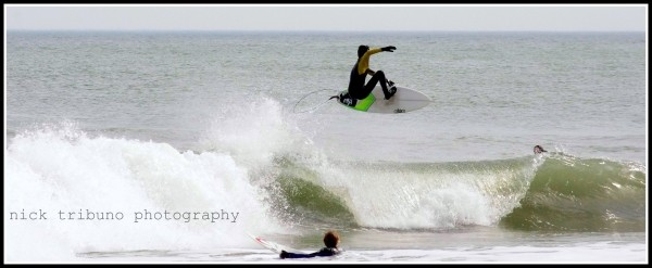 Travis Knight. Delmarva, Surfing photo
