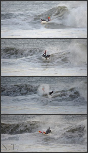 Landon oc inlet. Delmarva, Bodyboarding photo