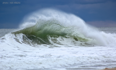 October 2nd OcMd. Delmarva, Empty Wave photo