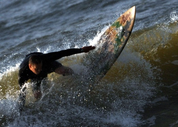 Lbi. New Jersey, Surfing photo