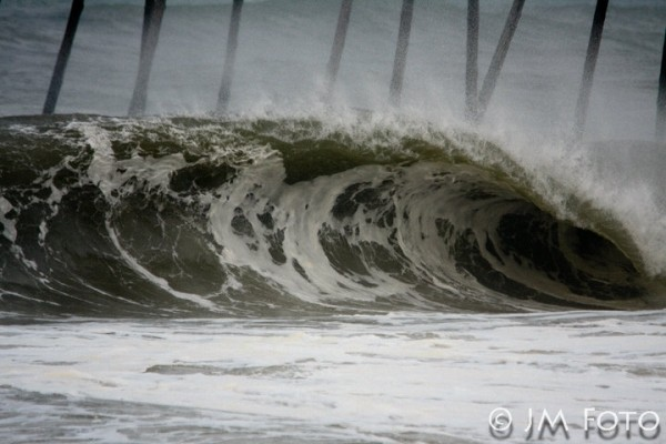 Tropical Swells In Obx. Virginia Beach / OBX, Empty Wave photo