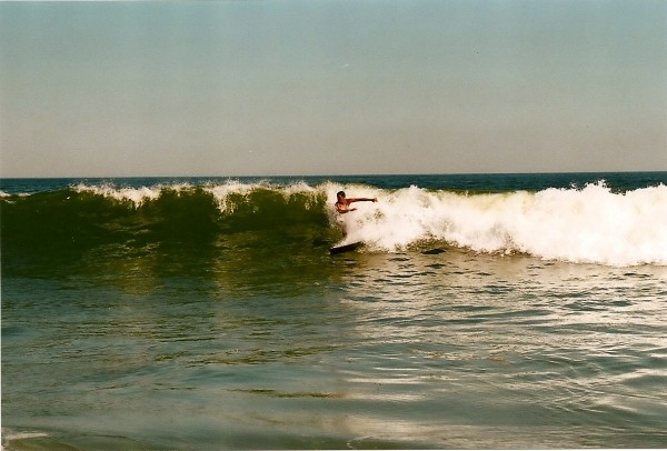 Memorial Day/ Long Branch. New Jersey, surfing photo