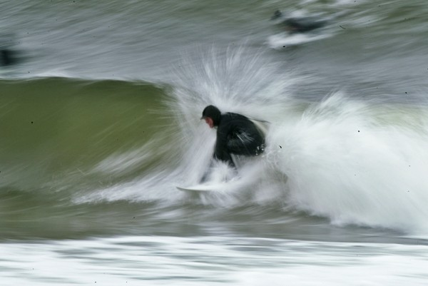 Manasquan 4/22/09. New Jersey, Surfing photo