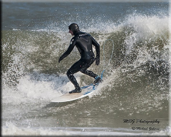 Chincoteague, VA March 2014. United States, Surfing photo