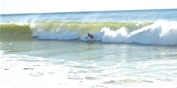 Avoiding The Closed Out!. Delmarva, surfing photo