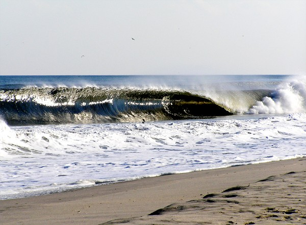 Jersey. New Jersey, surfing photo