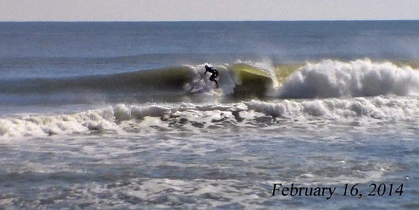 Winter 2014 Some small waves Winter 2014. United States, Surfing photo