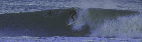 Late 07' OC surf Ryan surfing Smitty watching  photos:
