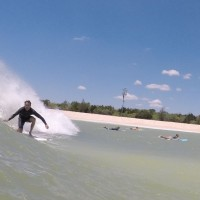 NLand SurfPark. North Texas, surfing photo