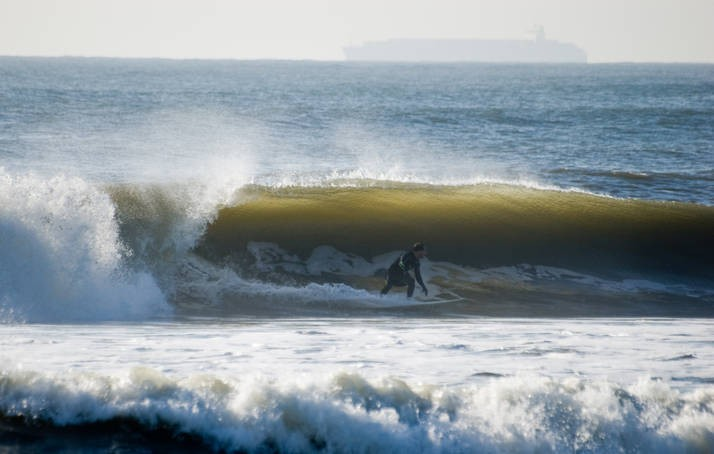 LONG BEACH NY 11561. New York, surfing photo