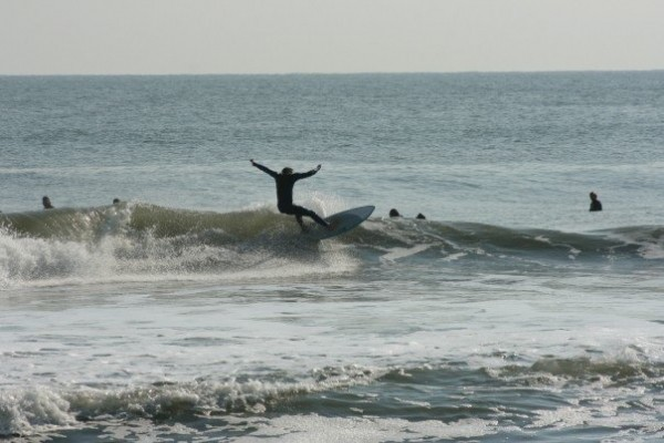 ocean city md noel swell drew shredding