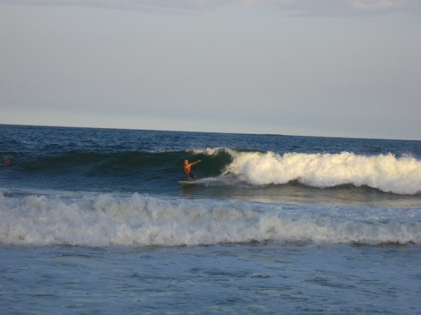 Danny Late Evening jay. Delmarva, Surfing photo