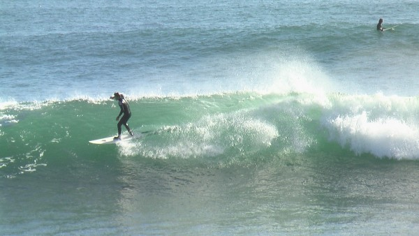 Steamers Santa Cruz. San Francisco, surfing photo