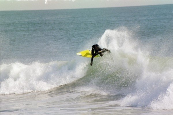 Manasquan. New Jersey, surfing photo