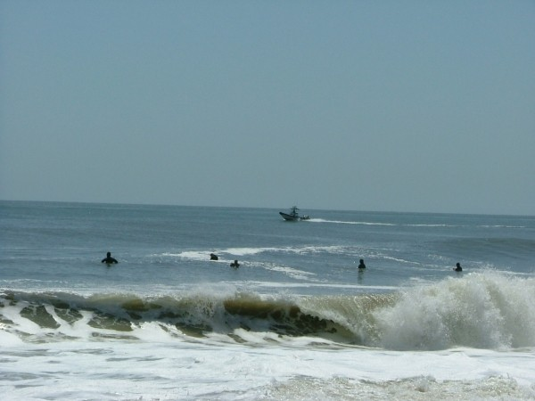 5 14 08. Delmarva, surfing photo