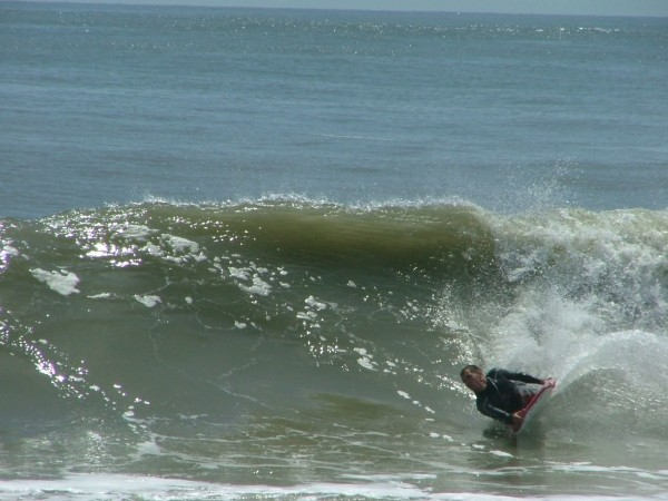 5 14 08 076. Delmarva, surfing photo