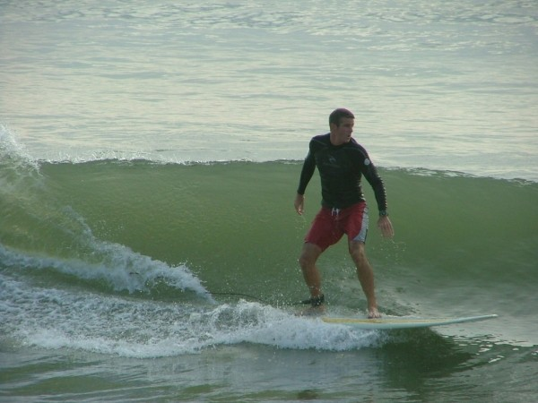 Hazy De Day 7 21 08. Delmarva, surfing photo
