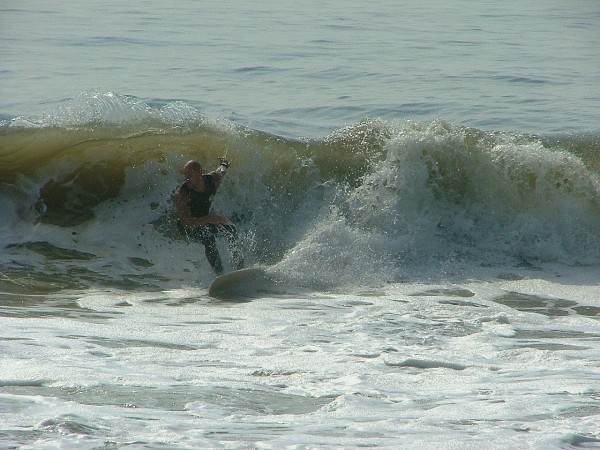7 21 08. Delmarva, surfing photo