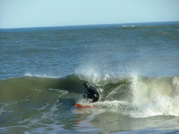 3 5 08  oc. Delmarva, surfing photo