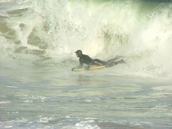 2 18 08. Delmarva, surfing photo
