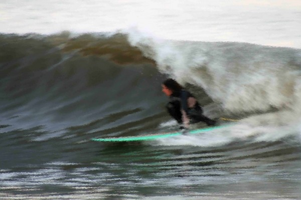 artistic license -1. New Jersey, surfing photo