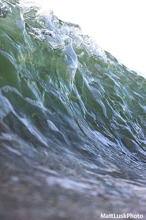 Pumping Outer Banks For more wave weirdness, cruise