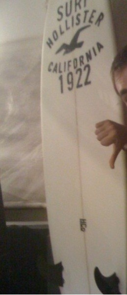 Hollister Fail. United States, surfing photo