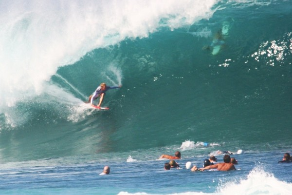 Got It In Focus Pipeline. United States, surfing photo