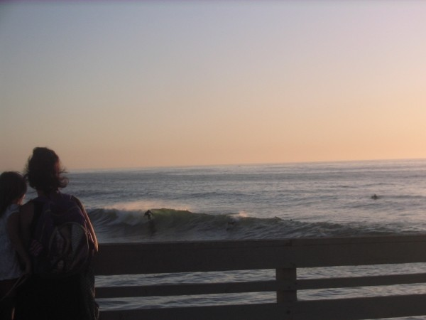 Always An Audience. SoCal, Surfing photo