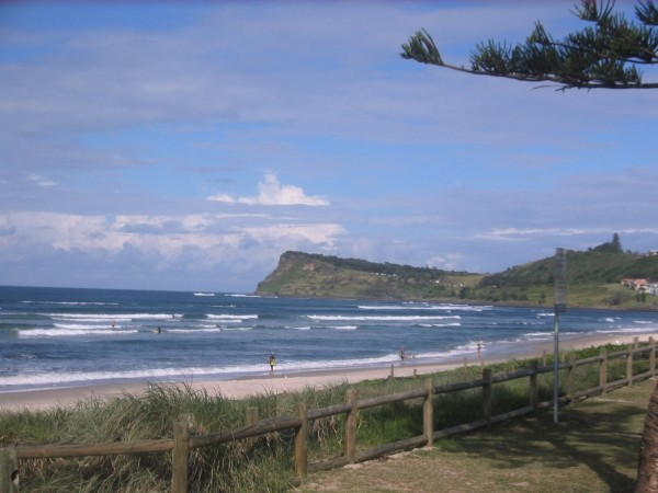 Lennox Head, New South Wales sick sick sick right point