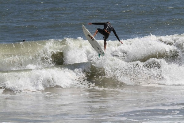 Ocean City Hurricane Igor. Delmarva, surfing photo