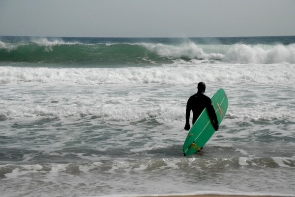 Recent surf safari in the frigid waters of RI Fun times