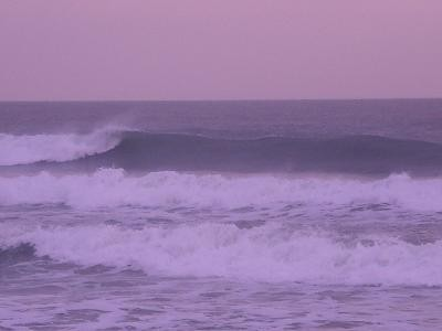 Spring Swell Bethune Beach, Fl 5-7ft 18seconds Florida....