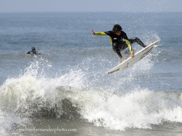 Just Practicing unknown, HB. SoCal, surfing photo