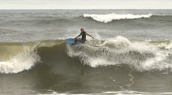Bodyboarding New Jersey Some good old shots of colin