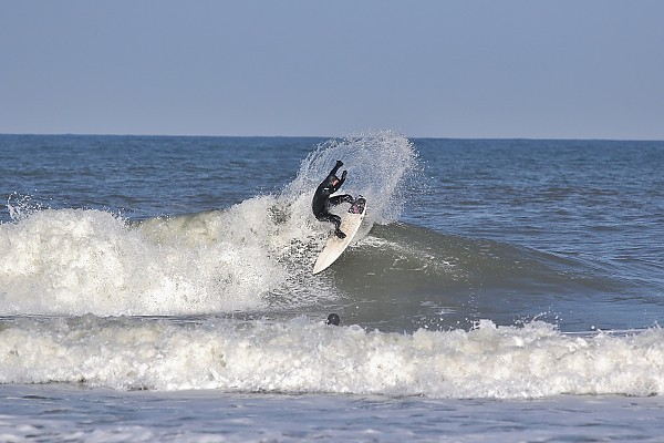 OCMD 3.19.2013 Seth Conboy. Delmarva, Surfing photo