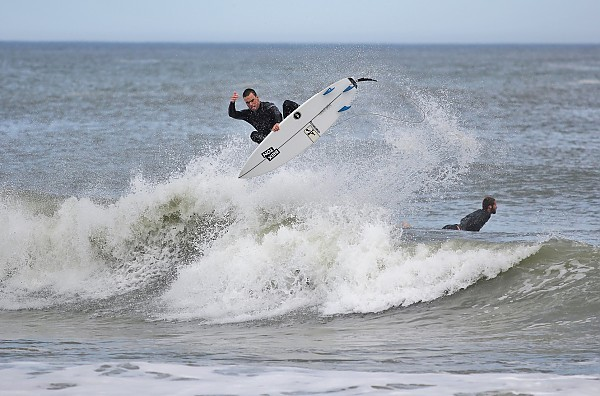 6.11.2013 Seth Conboy. Delmarva, Surfing photo