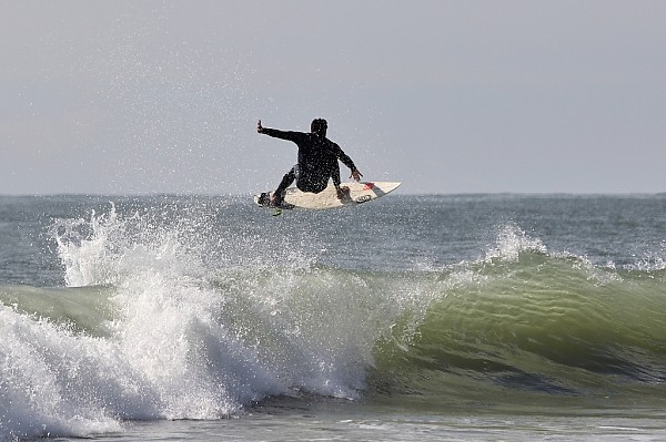 6.6.2012. Delmarva, Surfing photo