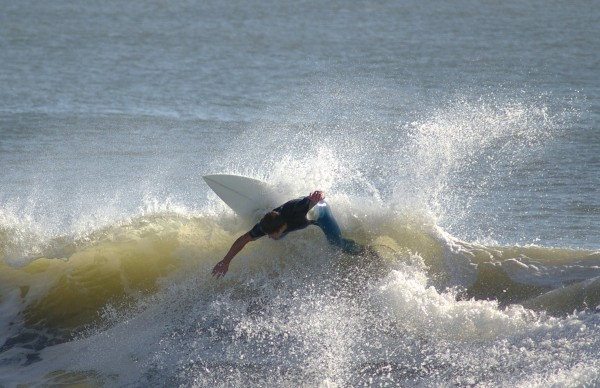 Ocean City, Md  9/17/10 morning session. Delmarva, Surfing photo
