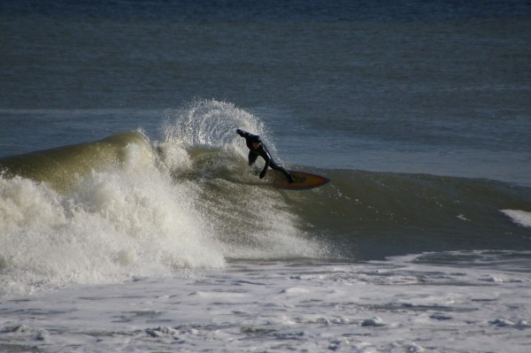 1.27.2011. Delmarva, Surfing photo