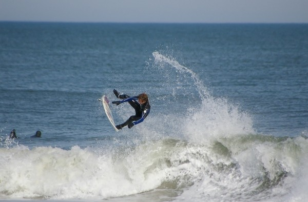 3.13.2011. Delmarva, Surfing photo