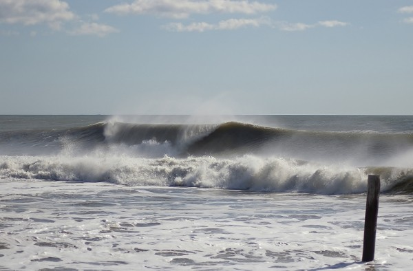 4.17.2011. Delmarva, Empty Wave photo