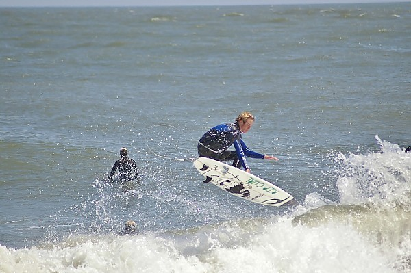 4.29.2011. Delmarva, Surfing photo