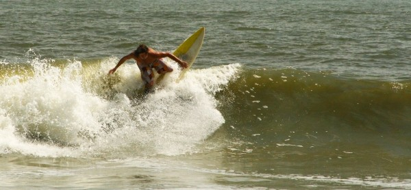 Hanna Oc Afternoon. Delmarva, surfing photo