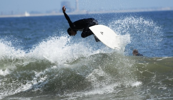 Venura Surf C-Street Summer 07. SoCal, surfing photo