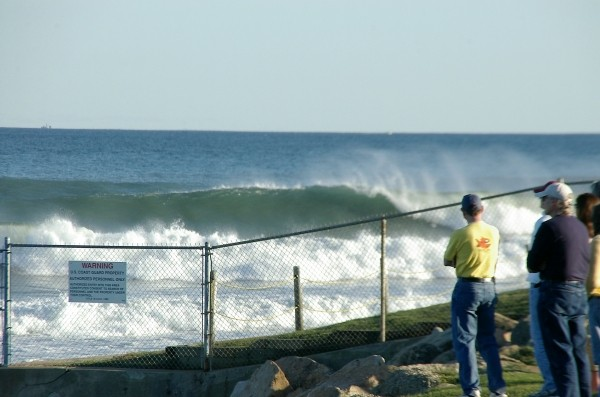 1st Swell Of  October Sothern New England